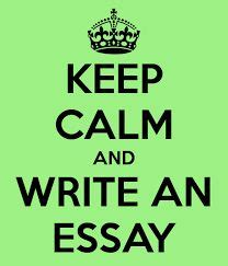 Reasons and examples essay